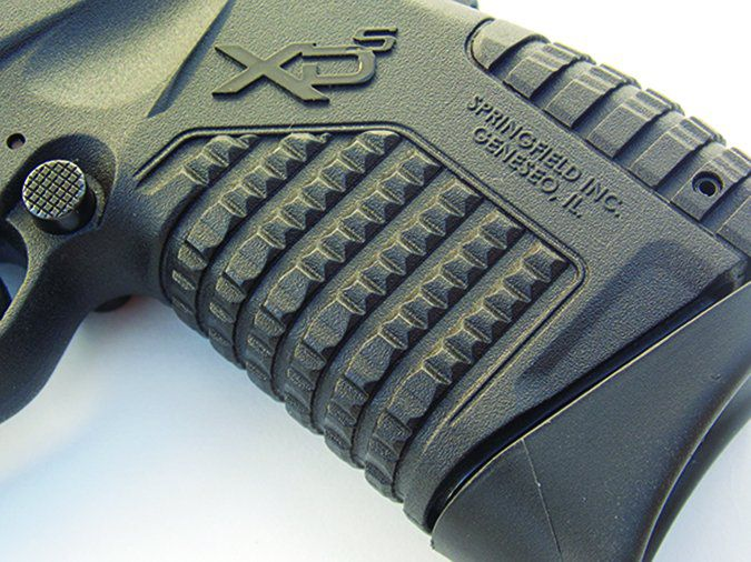 Springfield Armory XD-S 3.3 XDS93345BE 45 ACP