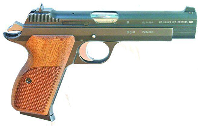 SIG Sauer P210