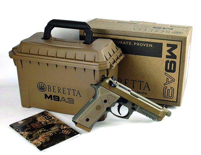 Beretta M9A3 JS92M9A3M 9mm Luger