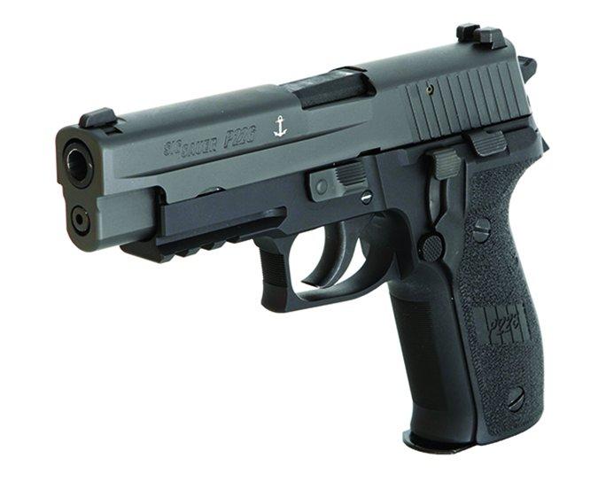 SIG Sauer P226 MK-25 9x19mm Luger