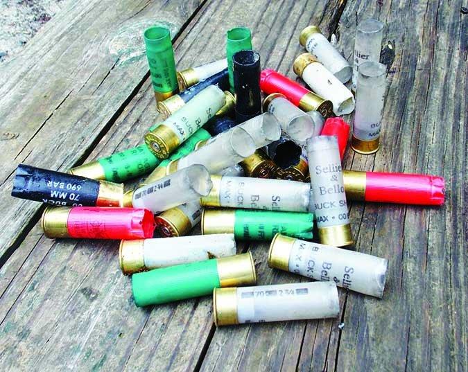 buckshot rounds