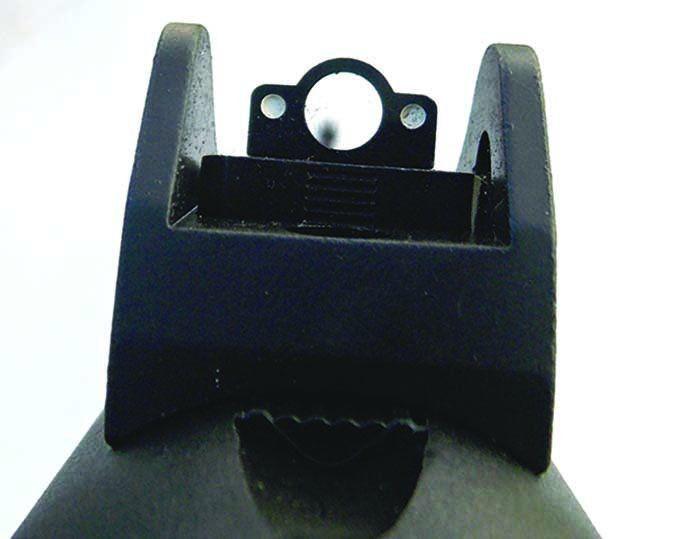 Benelli Nova Tactical Pump sights