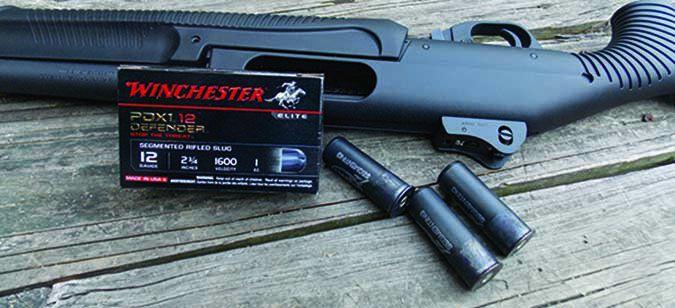 Winchester PDX slug