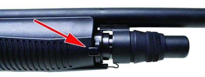 Tristar TEC-12 No. 25120 Pump/Auto 12 Gauge
