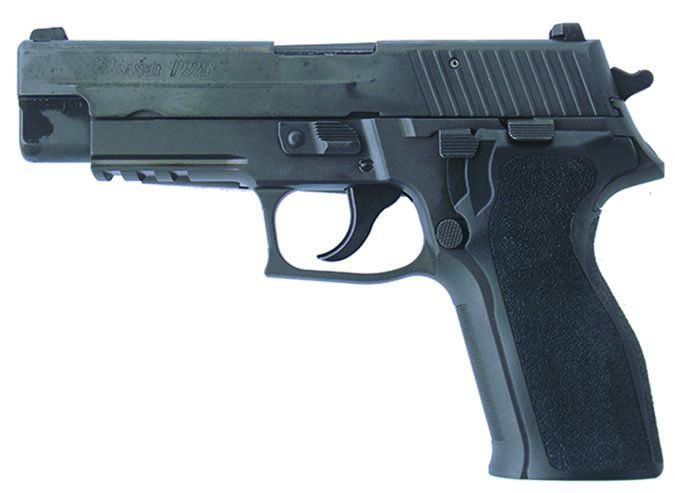 SIG Sauer P226R Factory-Certified Pre-Owned 40 S&W