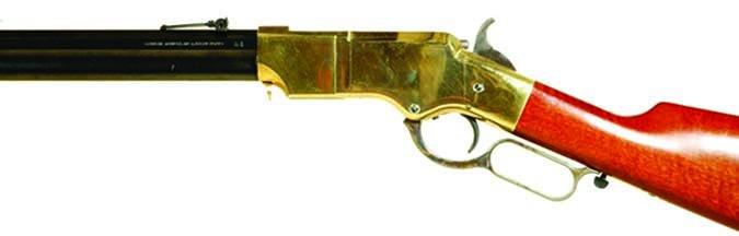 Uberti Model 1860 Henry 342880 45 LC