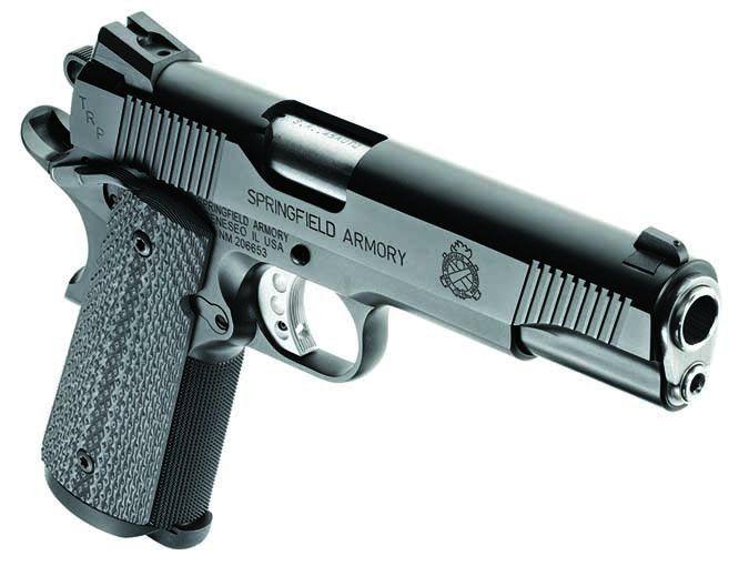Springfield Armory TRP PC9108LP 45 ACP