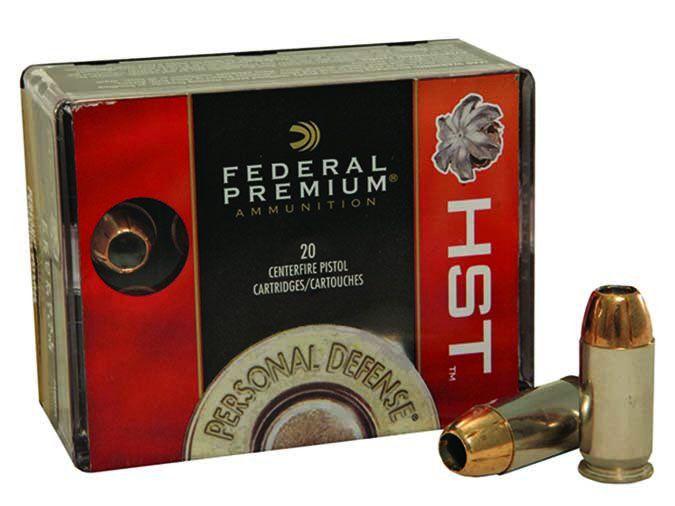Federal HST load