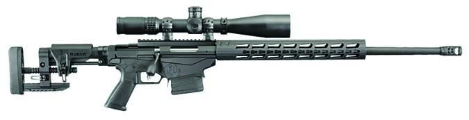 Ruger Precision Rifle 18008 6.5 Creedmoor