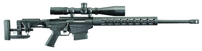 Ruger Precision Rifle 18008 6.5 Creedmoor