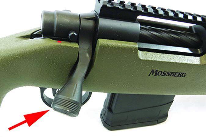 Mossberg MVP LONG RANGE (LR) 27697 7.62mm NATO/308 Win.