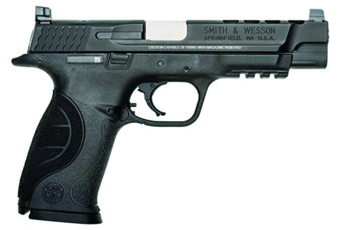 Smith & Wesson M&P9L Performance Center Ported 10098 9mm Luger