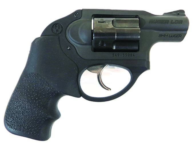 Ruger LCR Model 5456 9mm Luger