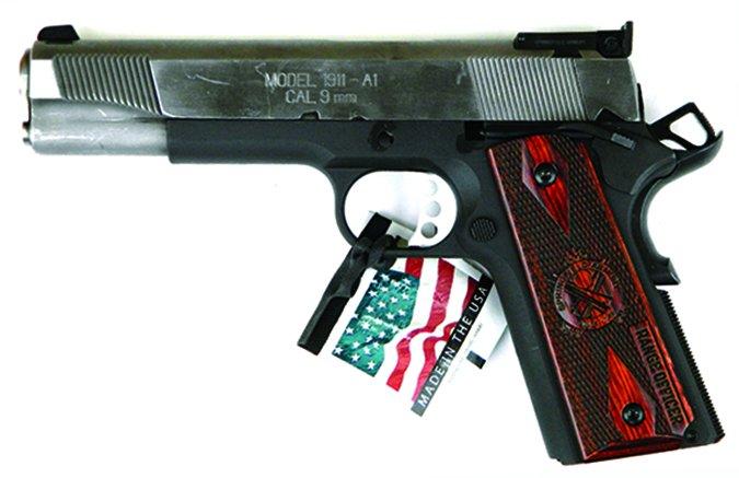 Springfield Loaded Target PI9134LP 9mm Luger