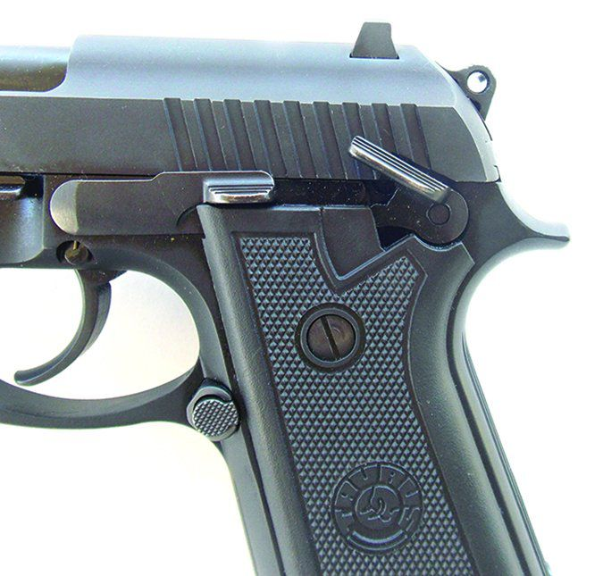 Action Arms/ITM AT-84S 9mm Luger