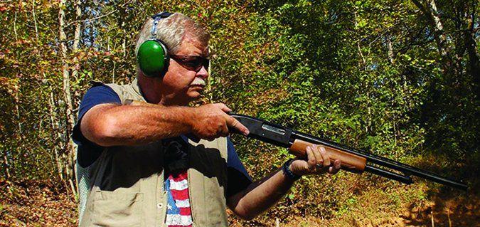 Mossberg Youth shotgun