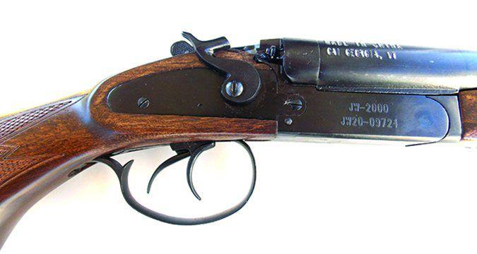 Century International JW-2000 Coach Gun