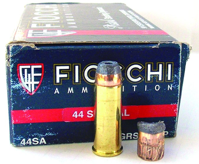 Speer Gold Dot Ammunition 44 Special 200-Grain Jacketed Hollow Point 23980