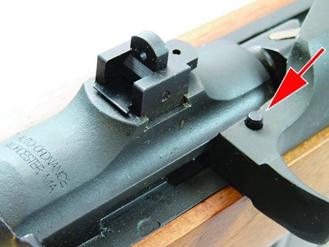 auto ordnance m1 carbine rear sight