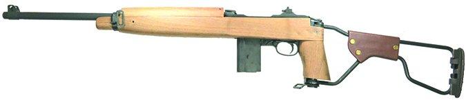 Auto-Ordnance M1 Carbine Paratrooper Model AOM150 30 Carbine