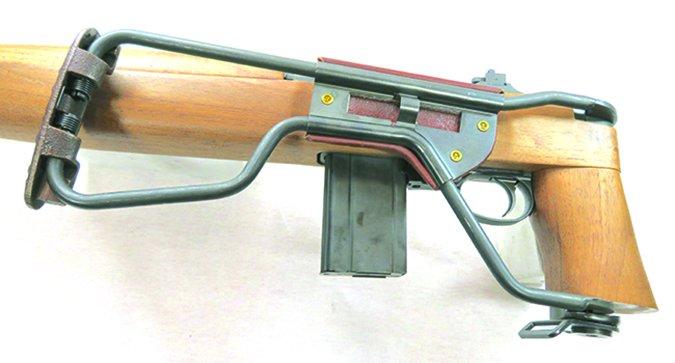 Auto-Ordnance M1 Carbine Paratrooper Model AOM150 30 Carbine folding stock