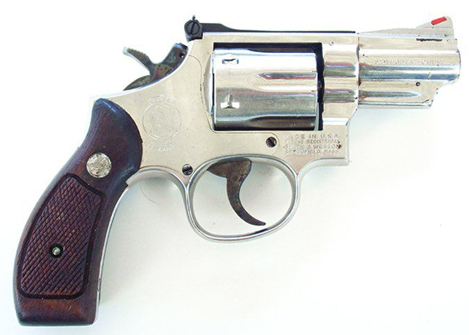 Smith & Wesson Model 19 357 Magnum