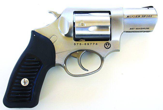 Ruger SP101 5718 KSP321X 357 Magnum