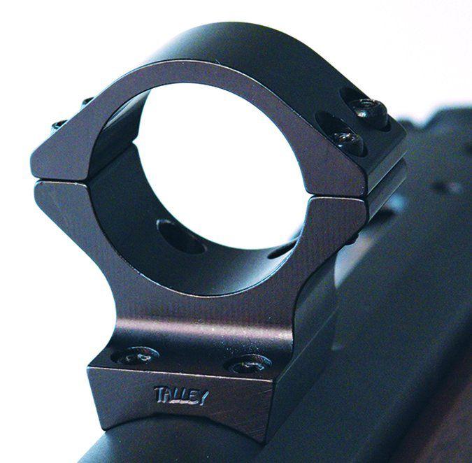 Browning X-Bolt Micro Midas No. 035346209 22-250 Remington scope rings