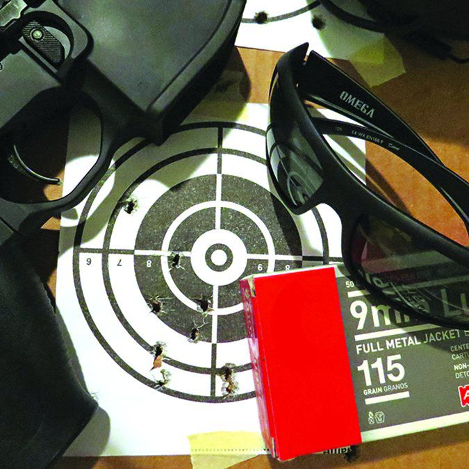 pistol magazines