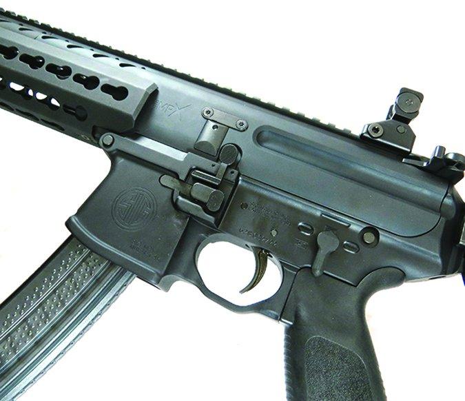 SIG Sauer MPX-PSB MPX-P-9-KM-PSB