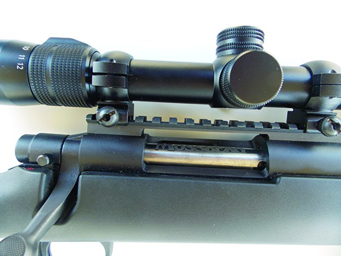 MOSSBERG 100 ALL-TERRAIN RIFLE