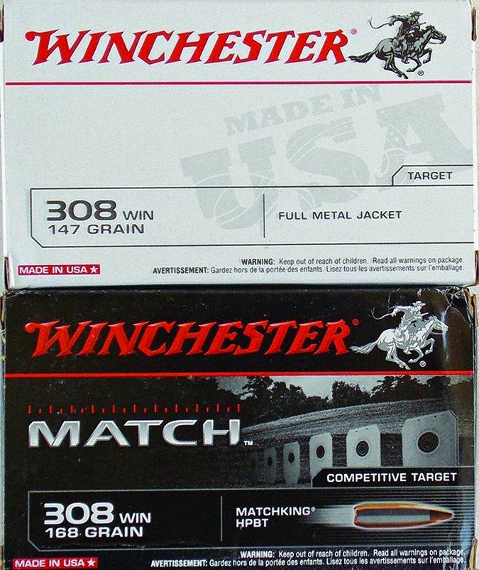Winchester loads