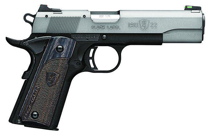 Browning Black Label 1911-380 Medallion Pro