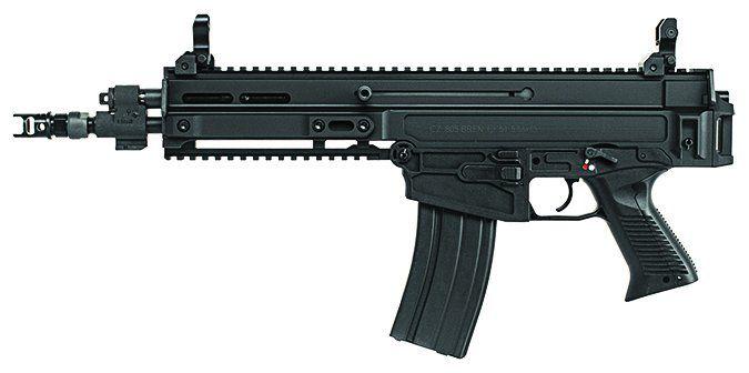 CZ-USA 805 Bren S1 Pistol