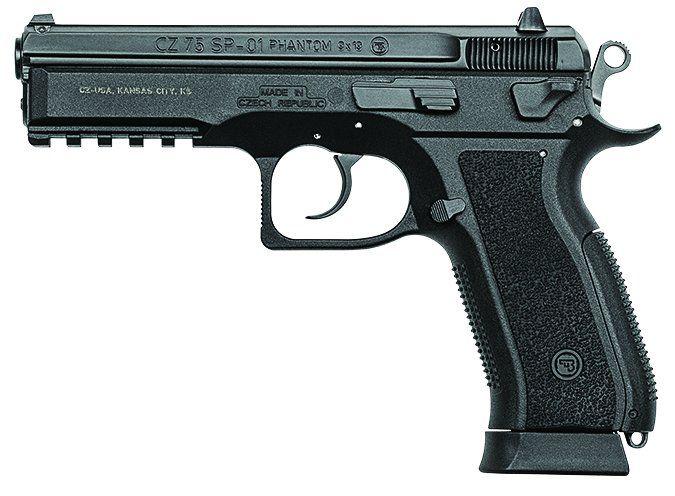 CZ-USA SP-01 Phantom