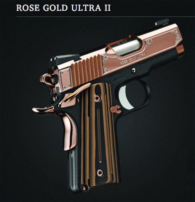 Kimber Rose Gold Ultra II