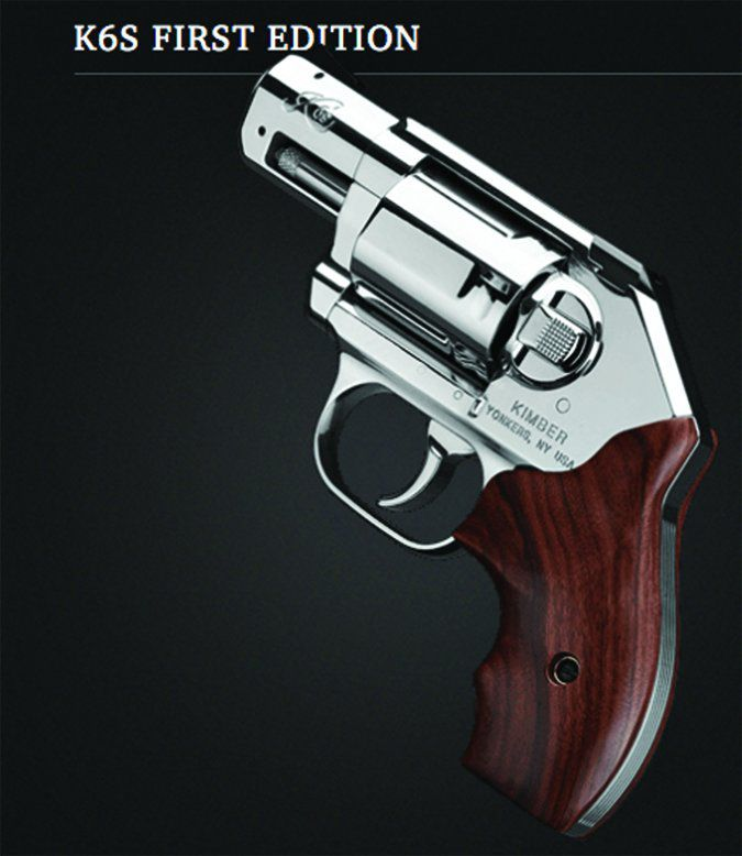 Kimber Rose K6S First Edition
