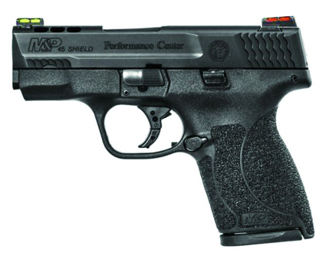 Smith & Wesson Performance Center Shield 11629