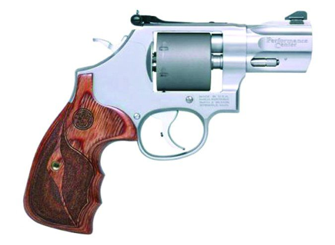 Smith & Wesson Model 986 9mm 10227