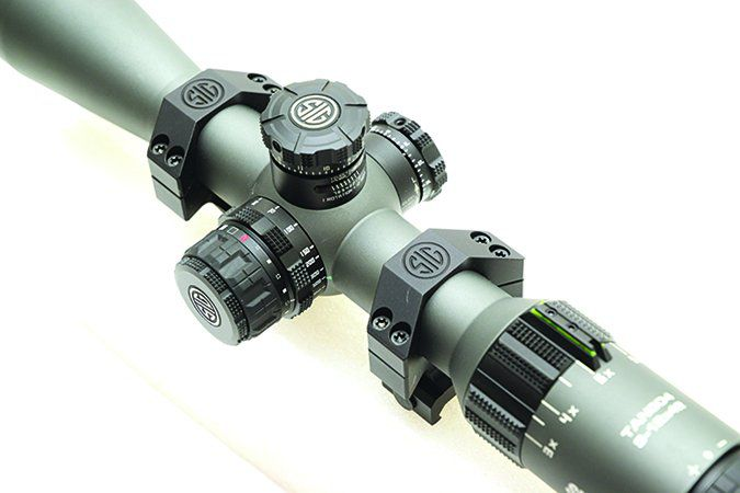 SIG Sauer Tango4 3-12x42mm scope