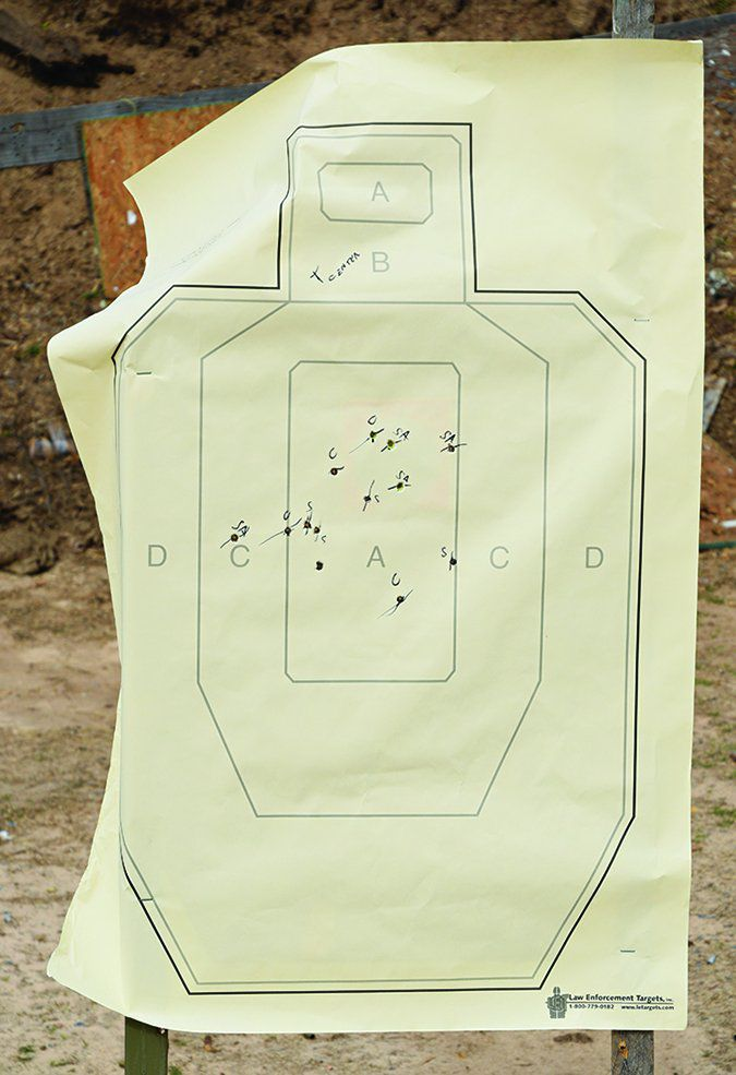 target practice accuracy