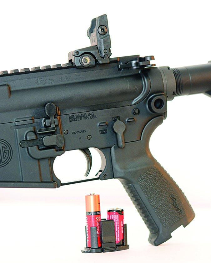CMMG Rifle