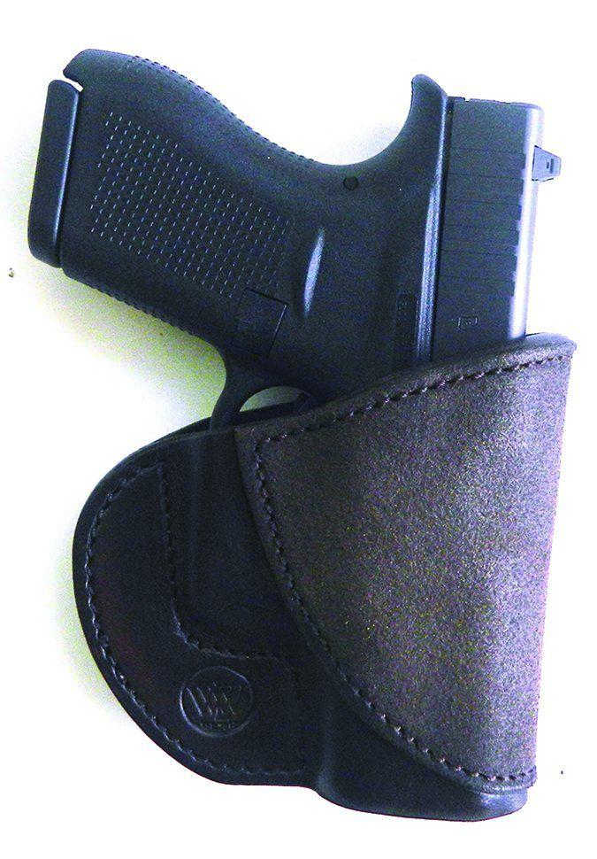 WRIGHT leatherworks pocket holster