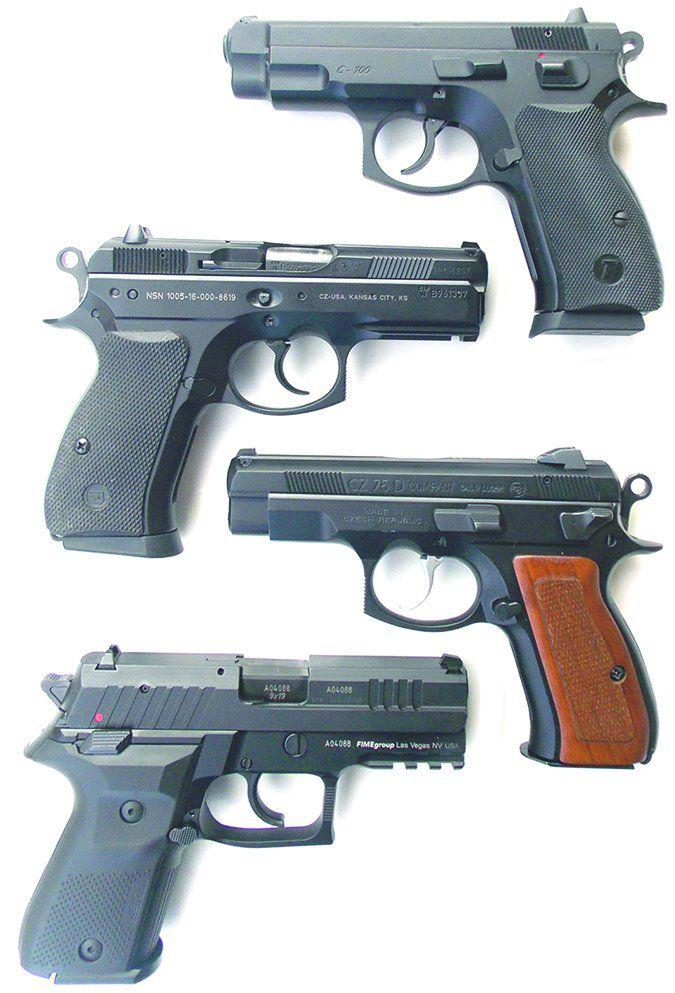 compact 9mm pistols