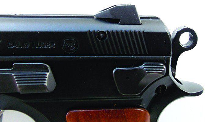 CZ-USA 75D PCR Compact 91194 9mm Luger