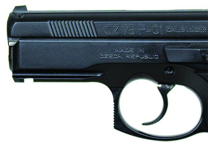 CZ-USA 75 P-01