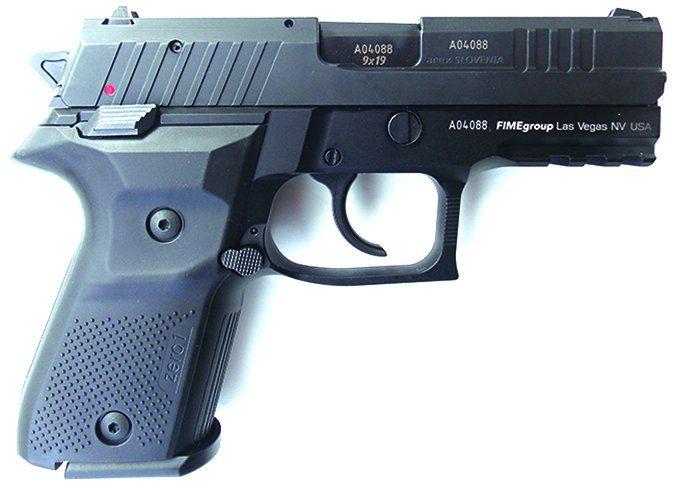 AREX REX Zero 1 CP 9mm Luger