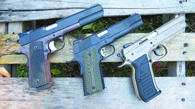 10mm automatic pistols
