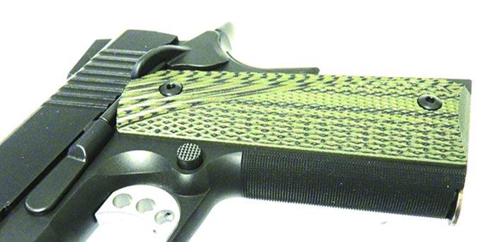Kimber Custom TLE II 3200347 10mm AUTO grip