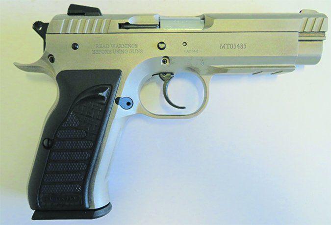 EAA Tanfoglio Witness 10mm AUTO